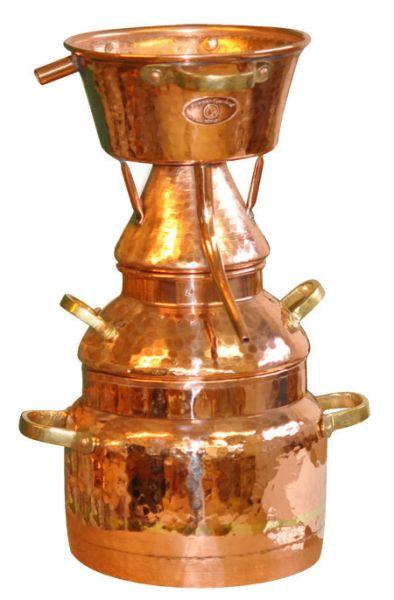coppergarden destille alquitara 100 liter f r therische le 1 destille. Black Bedroom Furniture Sets. Home Design Ideas